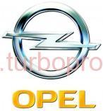 Turbodmychadlo - 767 835-5001 S (Opel Astra H 1.9 CDTI)