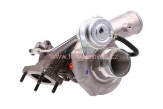 Turbodmychadlo Citroen Jumper 3.0 HDI 116kW, TURBO 49189-02951, 0375P9